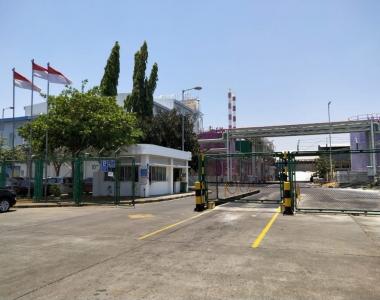 AREA CNG SILICA PT. PQ Silicas Indonesia
