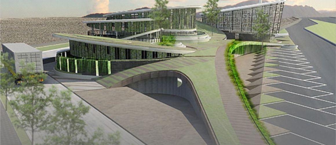 Proyek Rest Area Astra Infra Toll Road