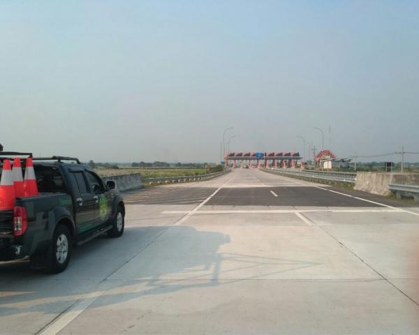 Rekondisi Jalan Toll Sesi 2 dan 3 Jombang-Mojokerto PT. Astra Infra Toll Road