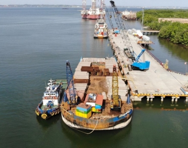Warehousing complex development at Astra Port Eastkal to Support Ultra Deep Water Drilling Campaign