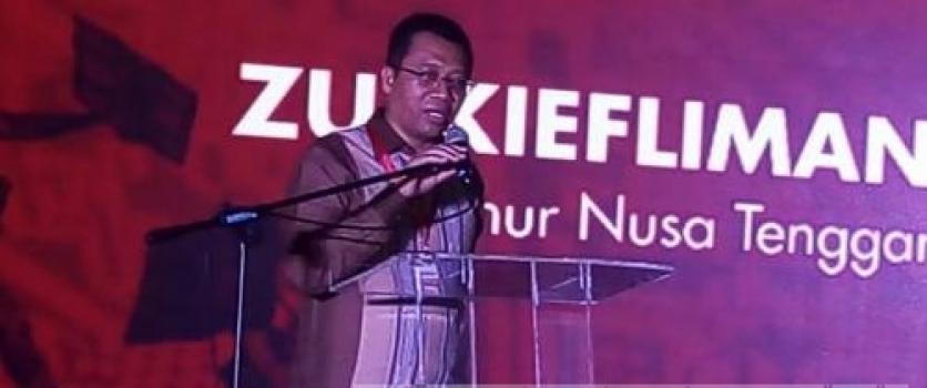 Gubernur Resmikan Depot Mini LPG PT Pertamina Patra Niaga di Lombok